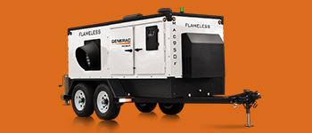 Generac Mobile heaters are built with the latest in burner, fuel flow and airflow technology to provide reliable heat in the most extreme cold weather environments.