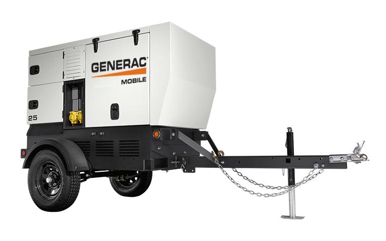 Generac Mobile Products - Mobile Generators