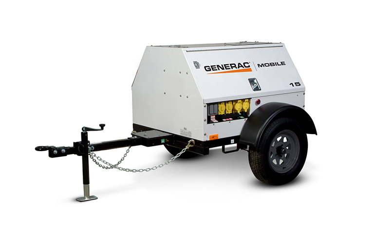 Generac Mobile Products - Mobile Generators