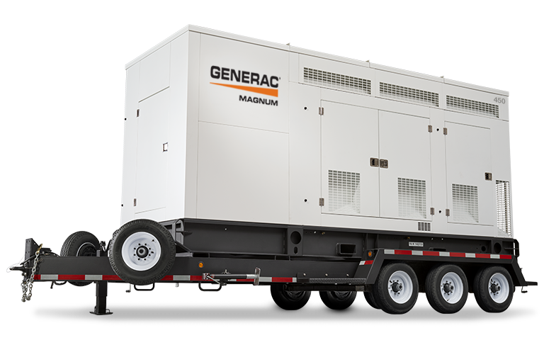 Generac generators operating Manual