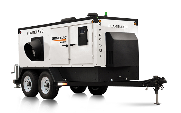 Generac Mobile Products - Commercial Heaters- Generac Mobile
