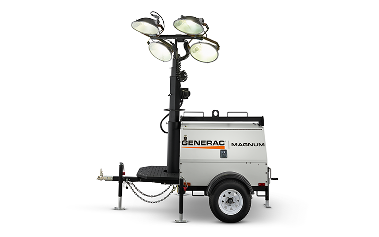 Generac Mobile Products Mlt4150 Mobile Light Tower