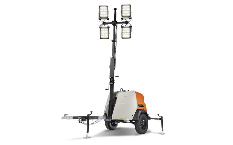 LED, Metal Halide and Zero Emission Light Towers