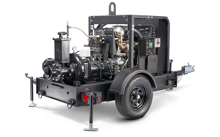 Generac Mobile Products - Mobile Trash and Water Pumps