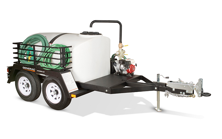 Generac Mobile Products - Water Trailers / Combo Units