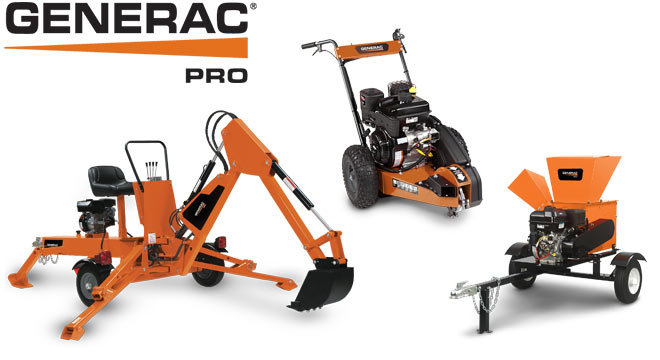 Generac PRO Products
